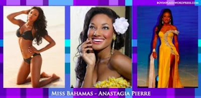 Miss Universe 2011 Contestants With Photos !