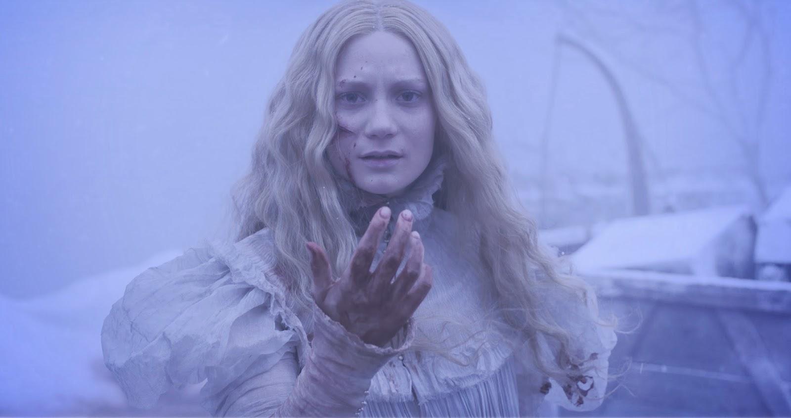 "Veja o teaser trailer legendado de ""A Colina Escarlate"", suspense gótico de Guillermo del Toro"