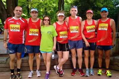 Club Marathón Aranjuez en Cuenca
