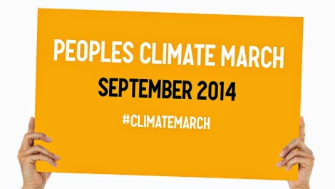 Peoples Climate March (Credit: Shutterstock) Click to enlarge.