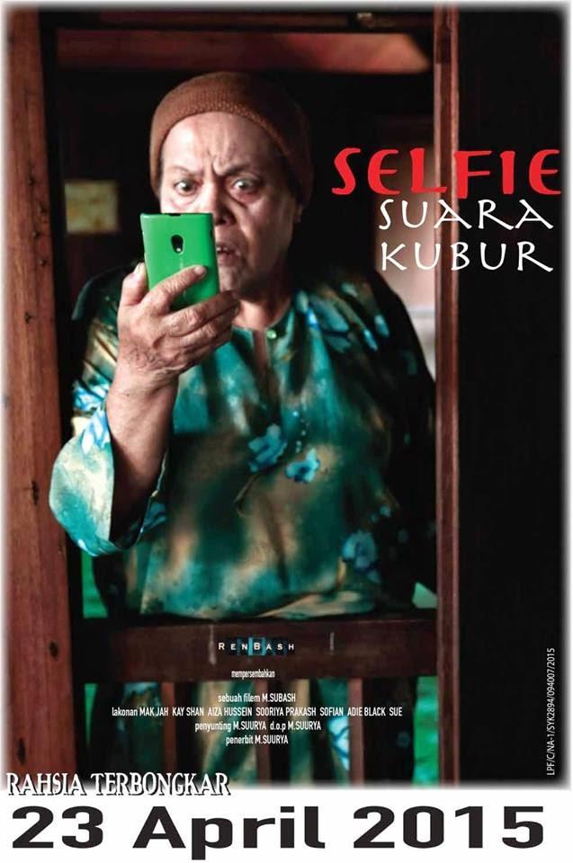 Selfie Suara Kubur Episod 1