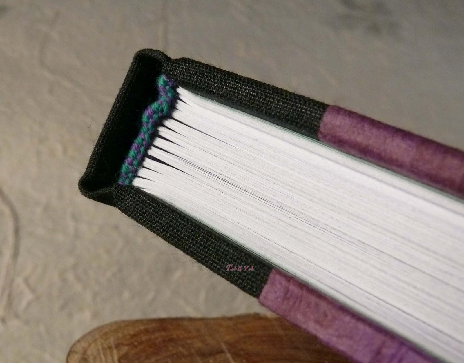 Quaderno nero e viola Quad+2012+2_E_firma