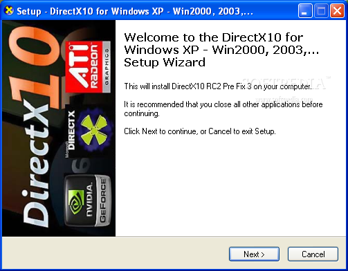 how to find directx on windows 10