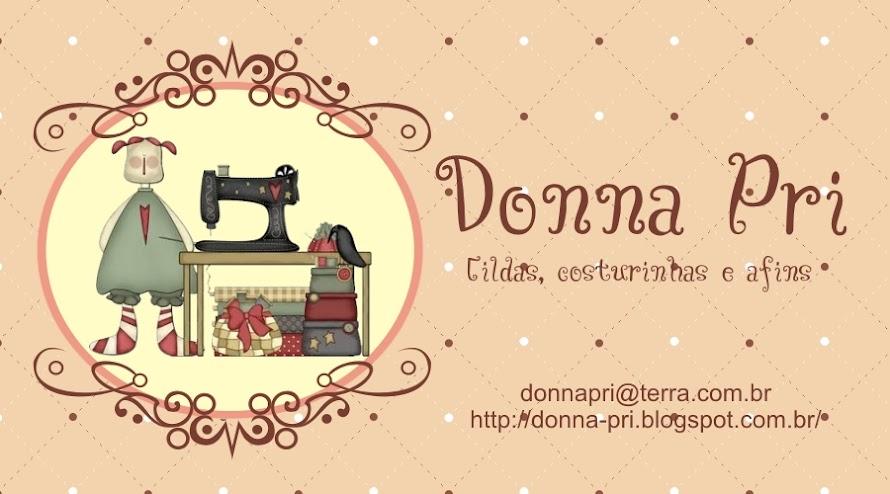 Donna Pri  - Tildas,  Costurinhas e Afins