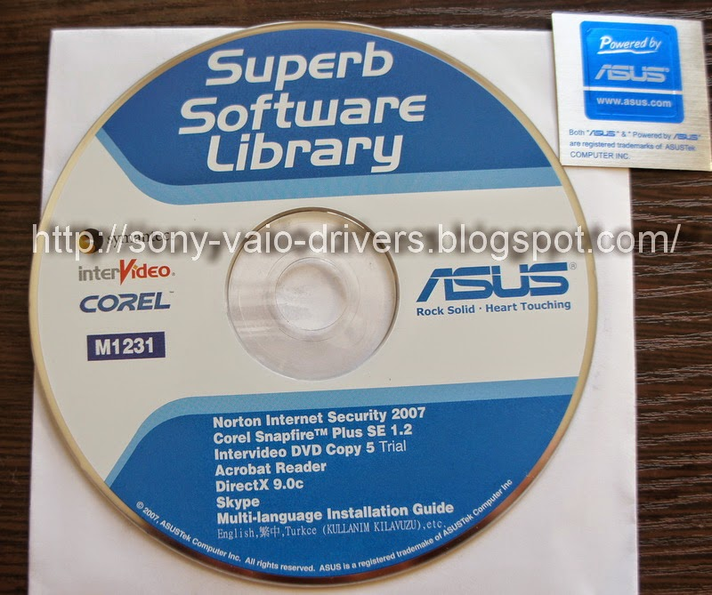 ASUS P5KPL-AM SE Server Motherboard Drivers Download for Windows 7 10