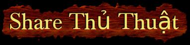 Blogs Share Thủ Thuật