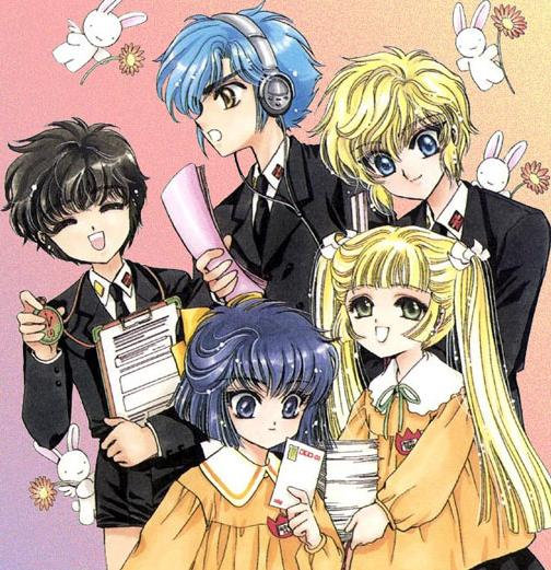 Clamp-School-Detective-+-Ova