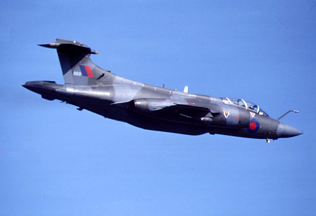 Buccaneer UK Fighter Jet