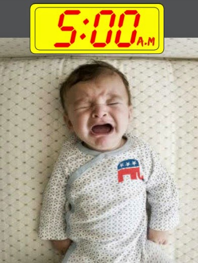 baby wakes up too early, baby waking too early, early waking, early morning waking, baby sleep longer