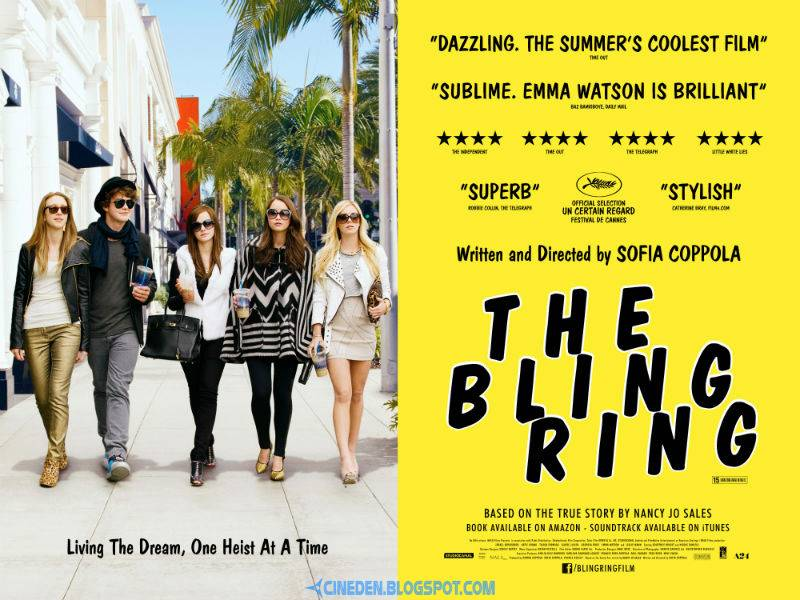 The Bling Ring (2013) - English Movie Review - CineDen