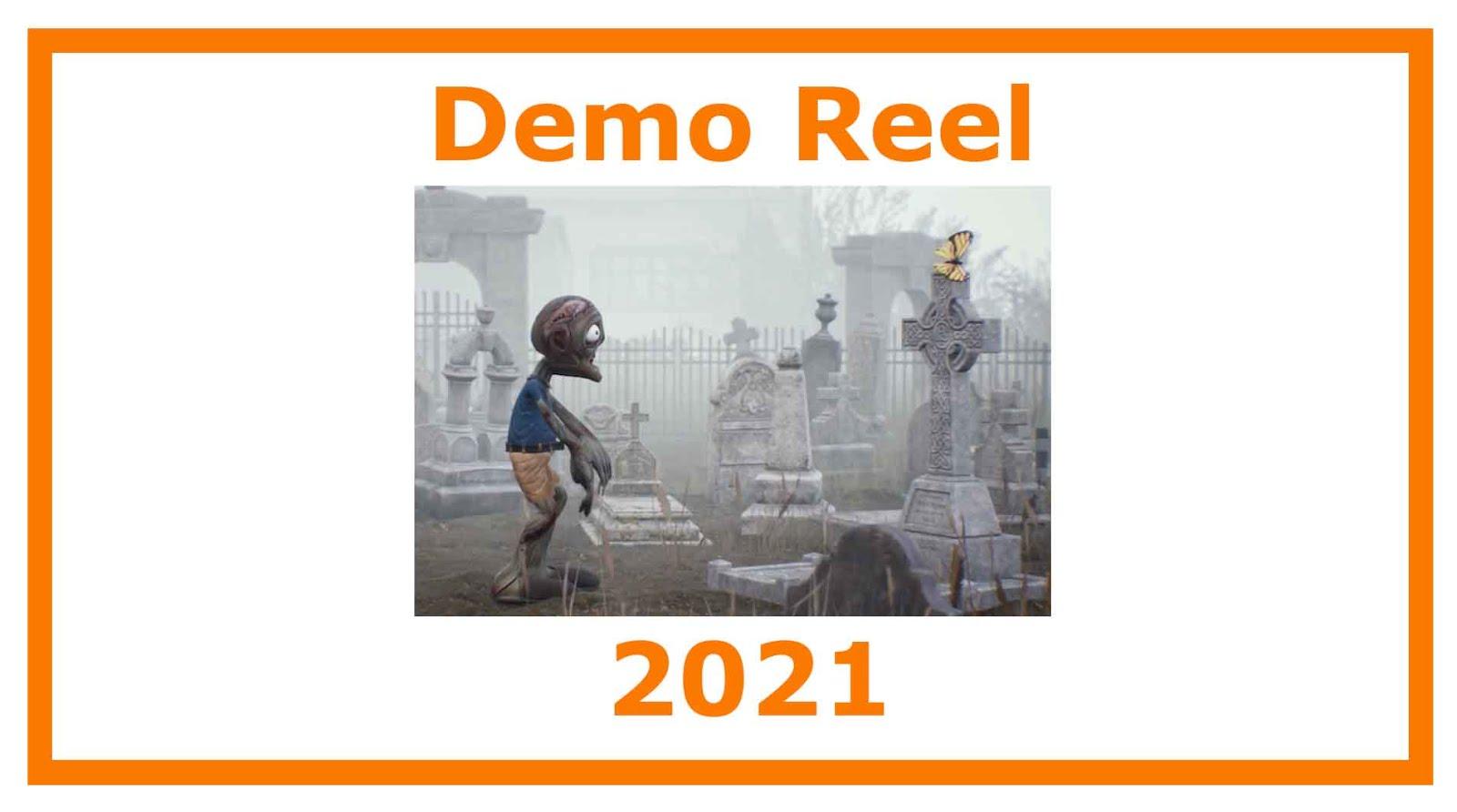 2021 Animation Apprentice Reel