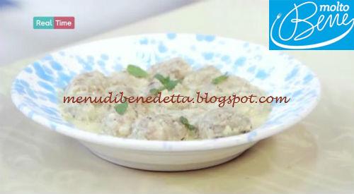 Spiedini youvarlakia avgolemono ricetta Parodi per Molto Bene