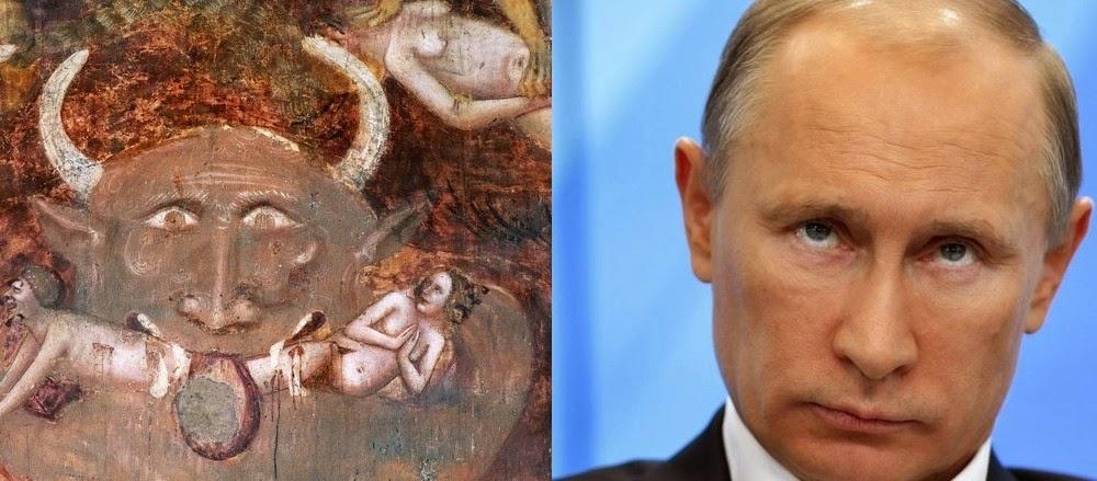 Антихрист Путин
