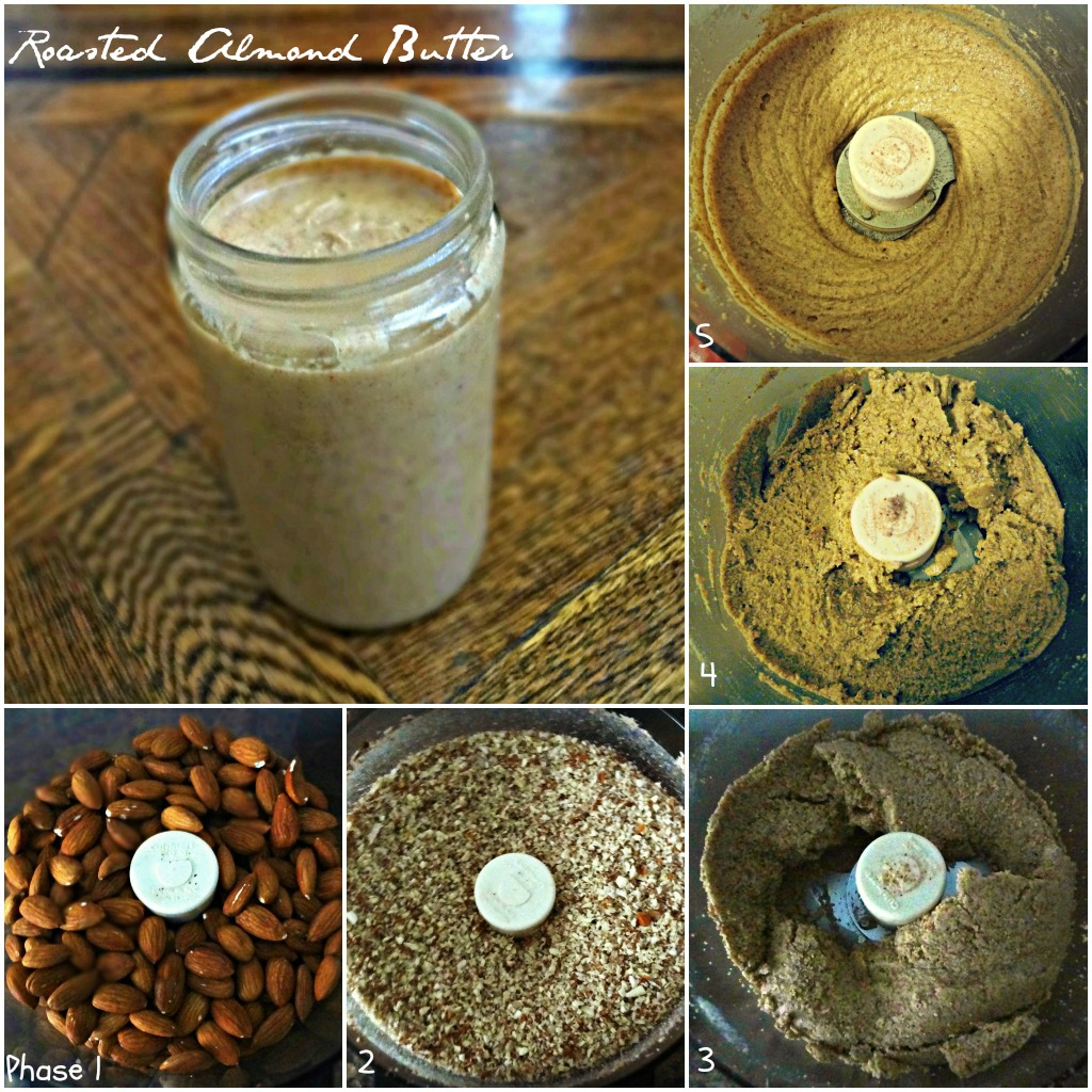 The Cooking Actress: Homemade Almond Butter