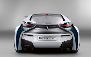 Bmw Vision Car HD Wallpaper