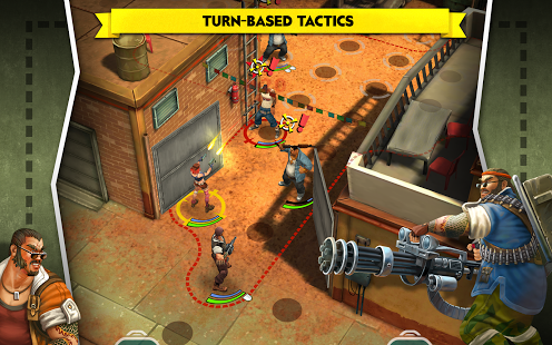 AntiSquad Tactics Premium Apk +Data