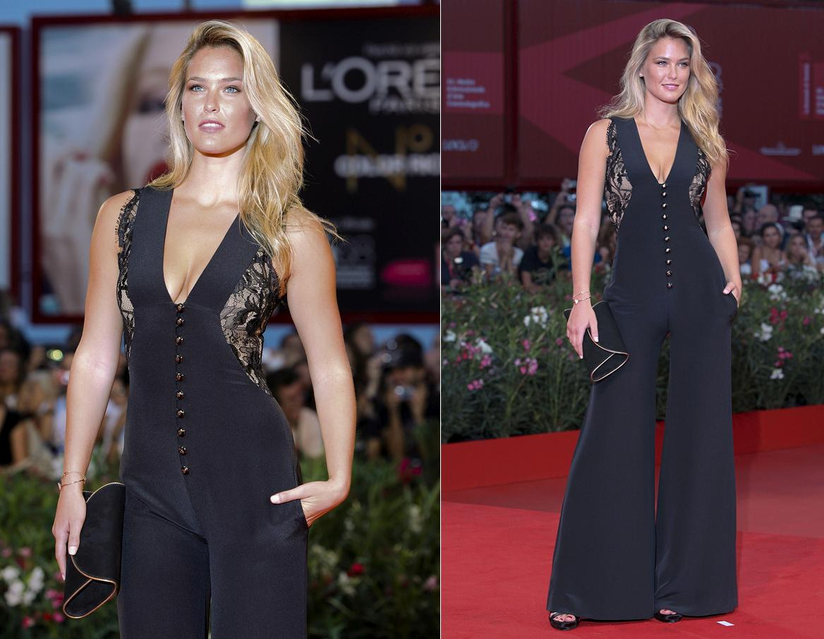 "Bar Refaeli at ""Carnage"" Premiere in Venice"
