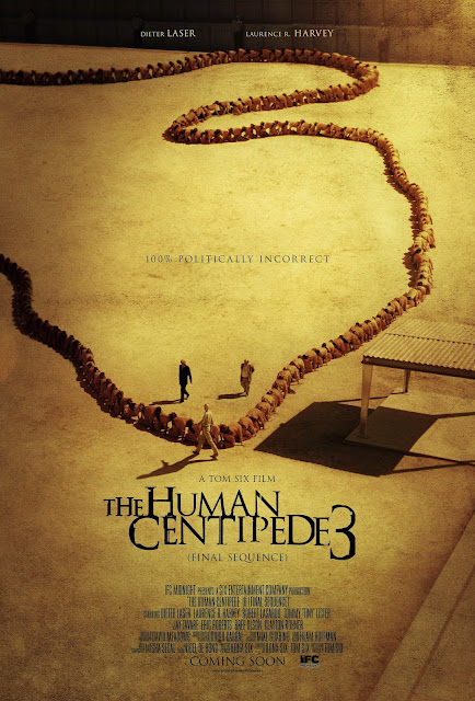 Human Centipede 3 one sheet