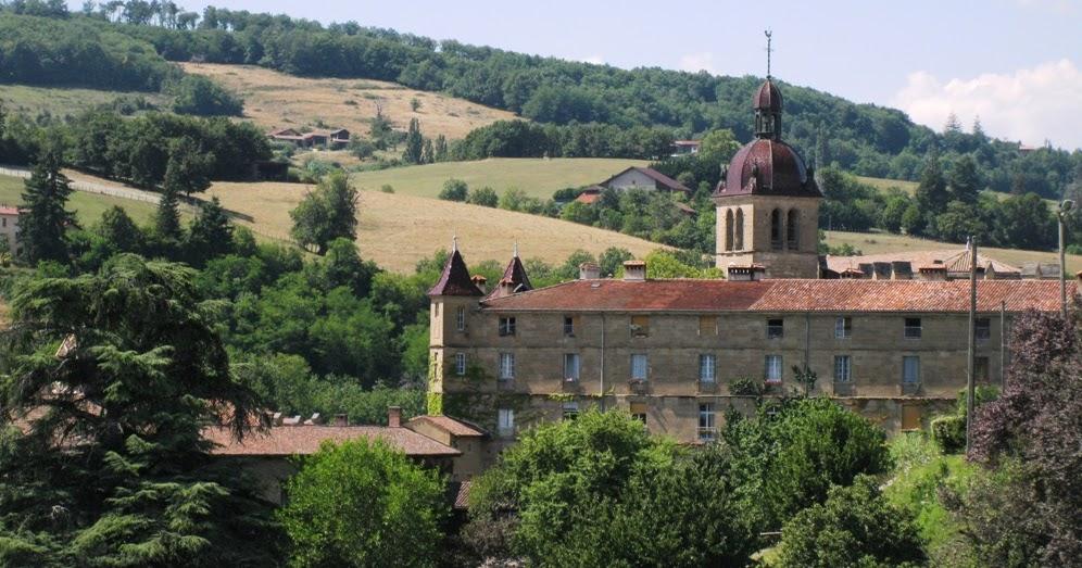 Le dictambule g te d 39 h tes saint antoine l 39 abbaye un - Les plus beaux gites de france ...