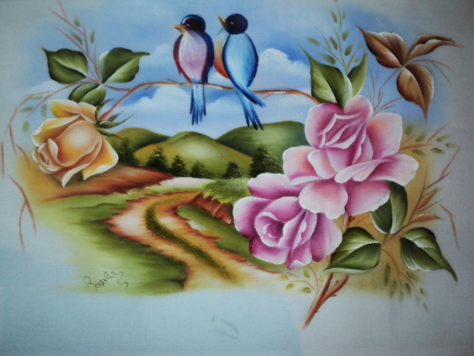 Mi baul del decoupage pintura en tela - Pintura en tela motivos navidenos ...