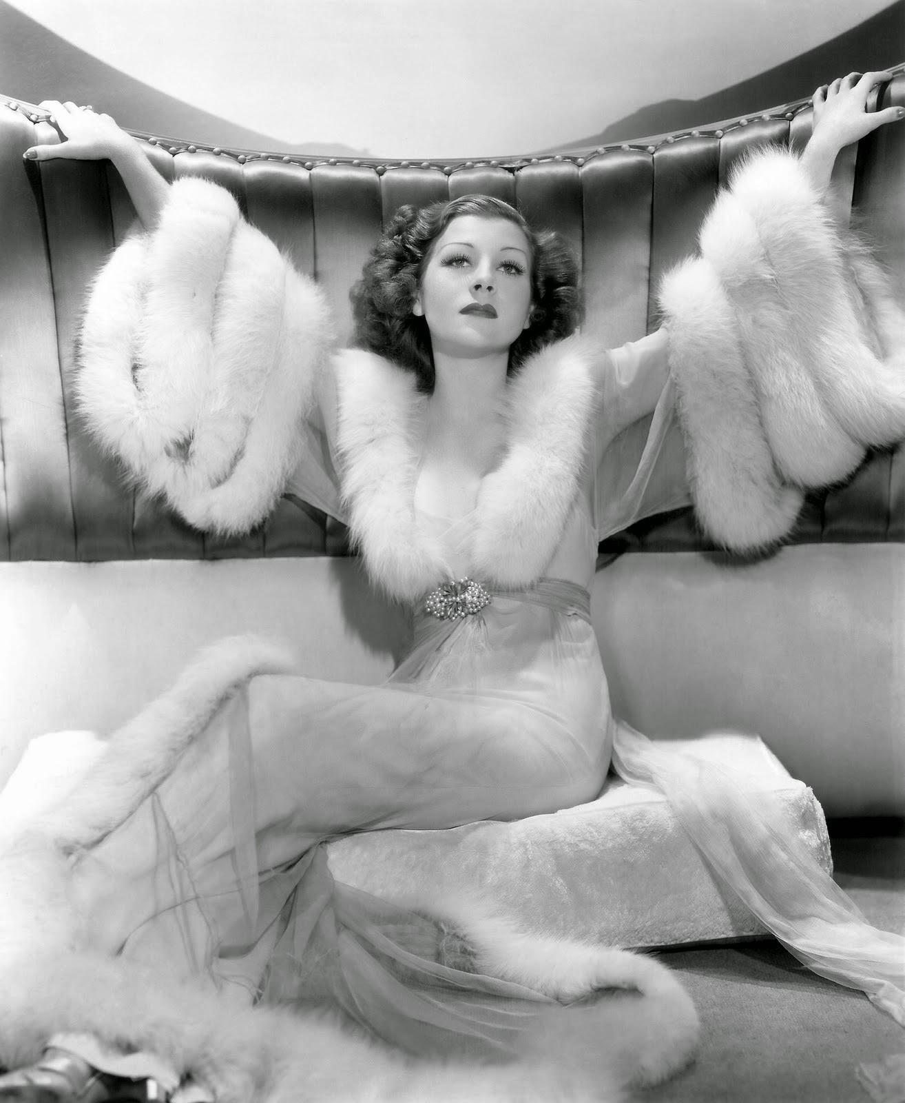 Mostra de glamour dels anys 40
