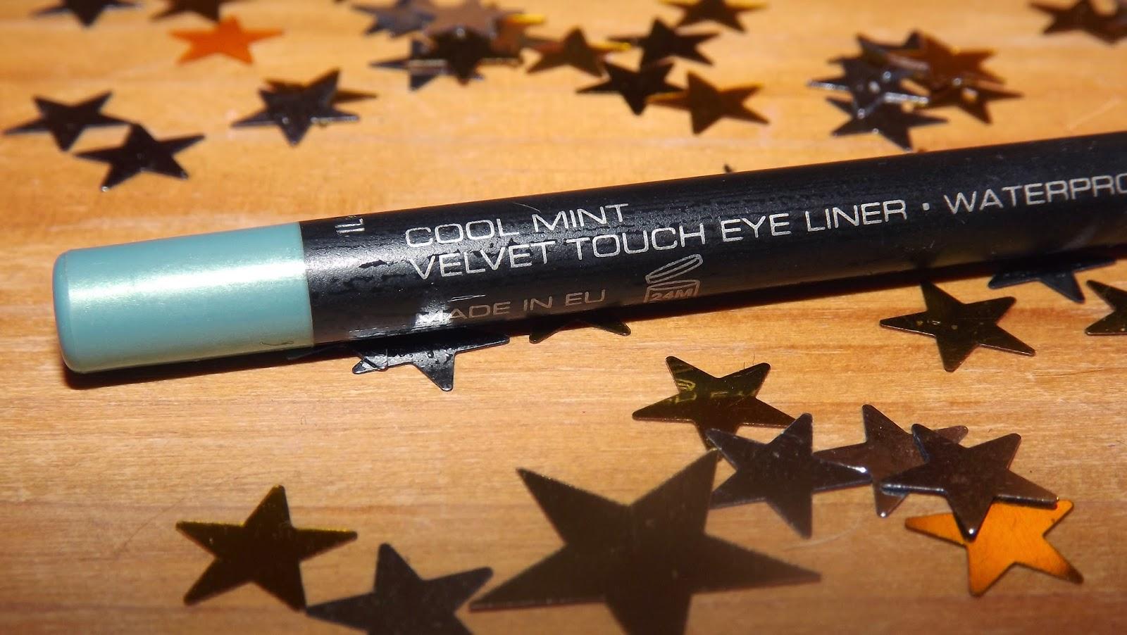 gosh eyeliner cool mint