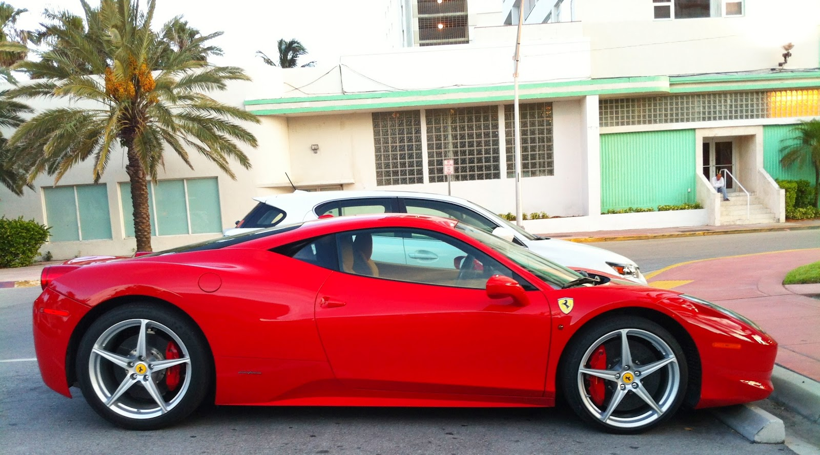 458 red cars - photo #27