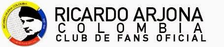 Club de Fans Oficial de Ricardo Arjona en Colombia