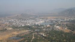pushkar view