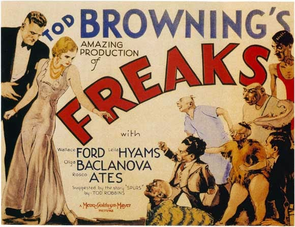 Freaks - movie - film