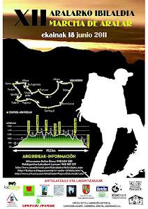 Aralar-ko martxa: 49 km / 2300m+