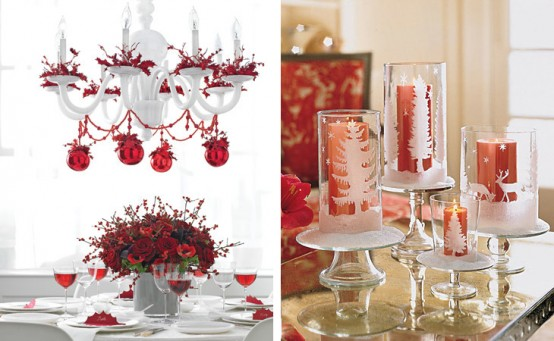 Creative Christmas table decorating picture 14