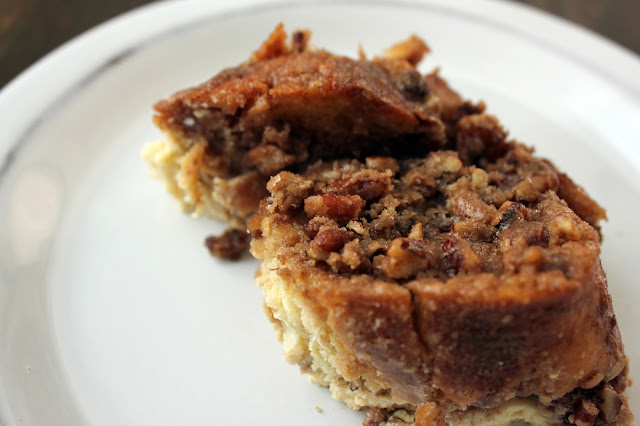 Recipe for Baked French Toast Casserole by freshfromthe.com.