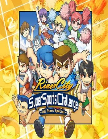 River City Super Sports Challenge All Stars Special PC Full