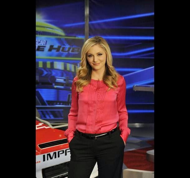 NASCAR Danielle Trotta