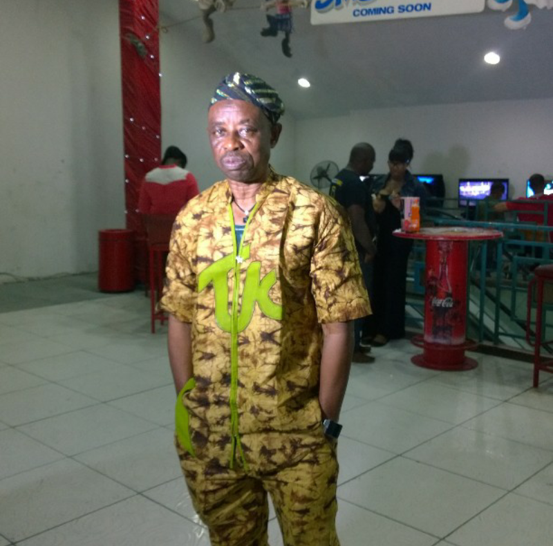 [Photos] Tunde Kelani Celebrates 67th Birthday