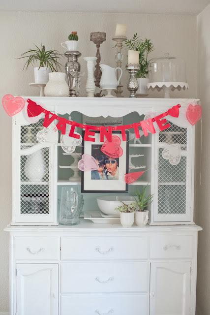 Valentines' Day banner