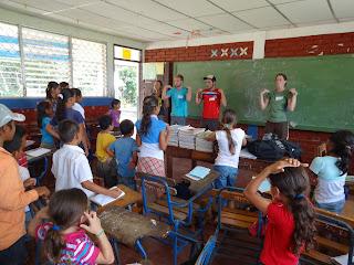 Classroom in Los Loros