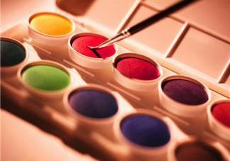 Tintas Coloridas