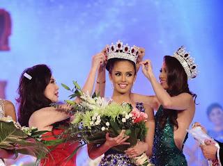 Megan Young Pemenang miss world 2013