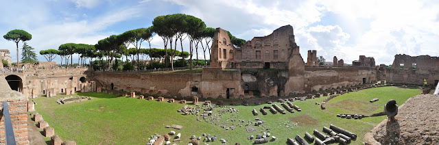 Stadium at Palatine Hill