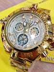 Relógio Invicta 10140 Subaqua Noma 4 IV Swiss Made Chrono
