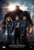Fantastic Four movie poster Fox Malaysia