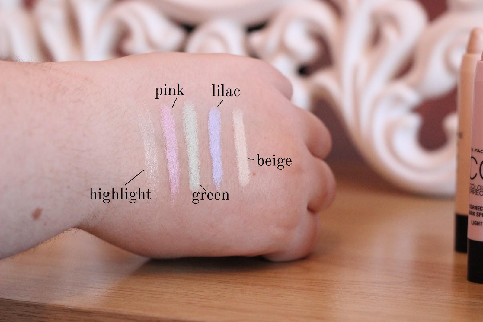 drugstore colour correctors