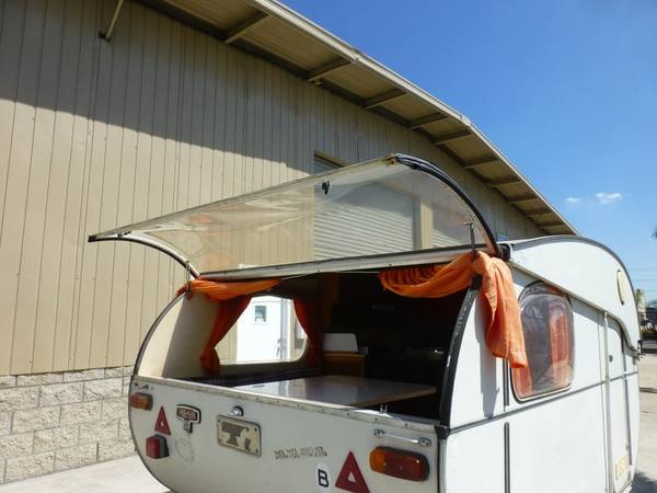i have this very rare and original 1970 wawa camper for sale at 840000 this made in belgium camper has been only used a few times - Small Camper Trailer