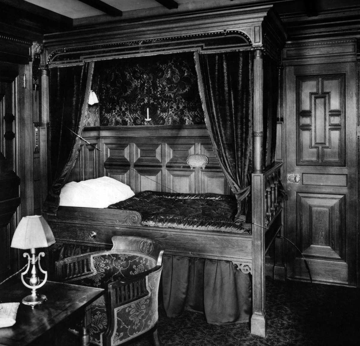 Titanic II  First Class Dining Room