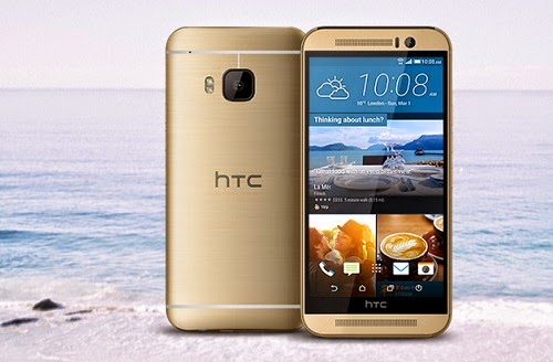 HTC One M9 CPU Snapdragon 810