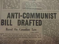 Anti Communist Law Still Exists
