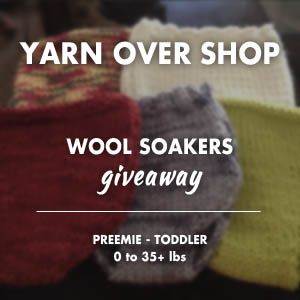 Free Stuff - Wool Soakers Covers US Giveaway Summer Fluffing