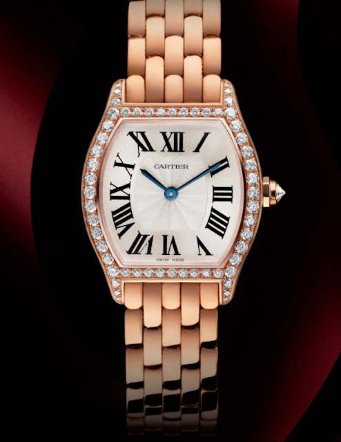 Cartier Tortue Ladies 2014